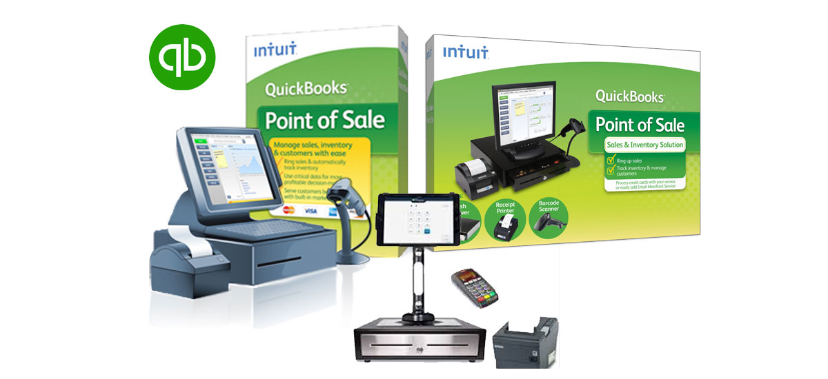 QuickBooks Point of Sale - POS System | POS Software UAE
